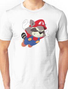 Super Raccoon Suit Unisex T-Shirt