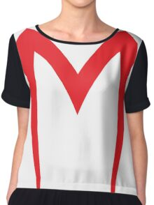 Speed racer Chiffon Top