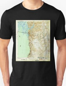USGS TOPO Map Alabama AL Fairhope 305574 1944 62500 T-Shirt