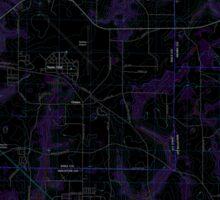 USGS TOPO Map Alabama AL Midland City 20110912 TM Inverted Sticker