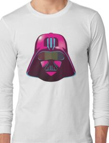 Darth Punk Long Sleeve T-Shirt