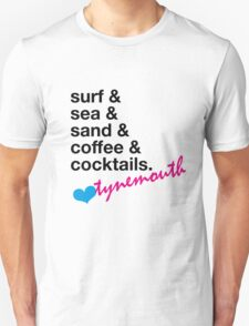 Love Tynemouth T-Shirt