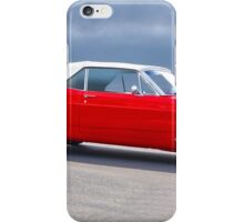 1966 Ford Fairlane 500 Convertible iPhone Case/Skin