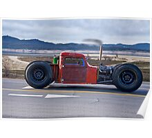 Jeepers 'Rat Rod' Creepers Poster
