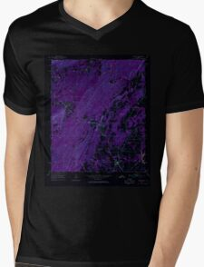 USGS TOPO Map Alabama AL Vincent 305303 1951 24000 Inverted T-Shirt