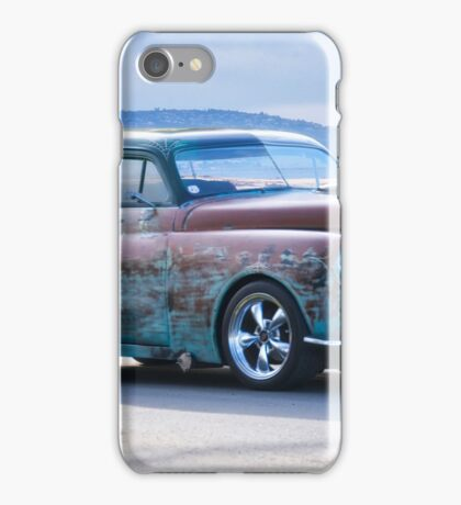 Plymouth 'Patina' Wagon iPhone Case/Skin