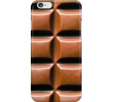 Chocolate Bar Overhead iPhone Case/Skin