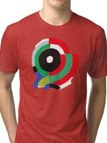 All seeing eye Tri-blend T-Shirt