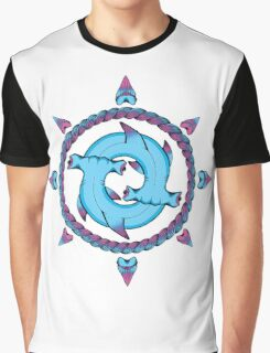 Shark Compass II Graphic T-Shirt