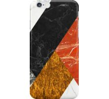 Marble abstract iPhone Case/Skin
