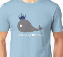 Prince of Whales Unisex T-Shirt