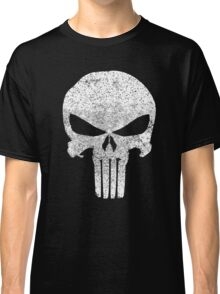 The Punisher Skull Classic T-Shirt