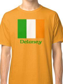 Delaney Irish Flag Classic T-Shirt
