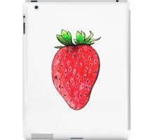 Strawberry iPad Case/Skin