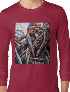 Anchor and Ropes Long Sleeve T-Shirt