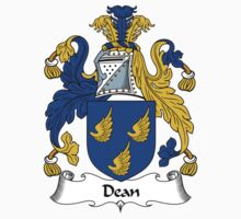 Dean Coat of Arms / Dean Family Crest One Piece - Long Sleeve