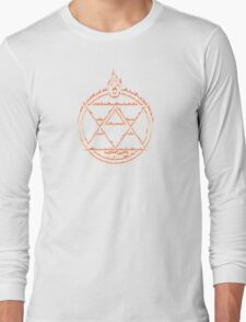 The Flame Alchemist Long Sleeve T-Shirt