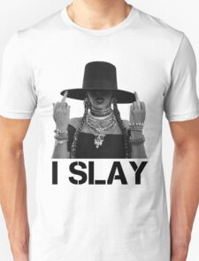 Beyonce I Slay Lemonade Formation World Tour Concert Music T-Shirt