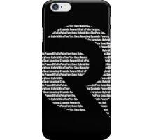 Origen Team White iPhone Case/Skin