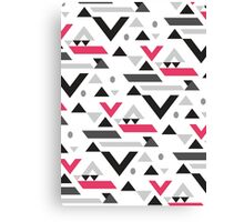 Scandinavian Arrows Canvas Print
