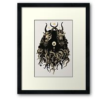 Of the Earth Framed Print