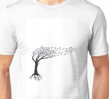 Wind music Unisex T-Shirt