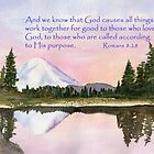 God's Promises - Romans 8:28 by Diane Hall