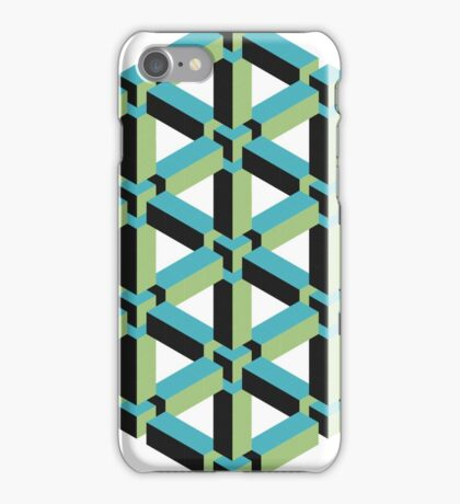 Isometric Cube iPhone Case/Skin