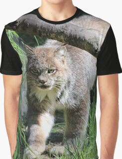 Lynx Graphic T-Shirt