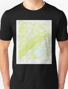 USGS TOPO Map Alabama AL Leesburg 304397 1967 24000 T-Shirt