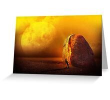 The Asteroid Greeting Card