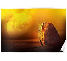 The Asteroid Poster