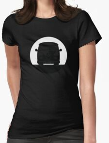 BulliRider - Bus 1 (only) Womens Fitted T-Shirt