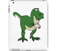 Tea Rex iPad Case/Skin