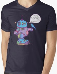I was going to say something cute and witty...  Mens V-Neck T-Shirt