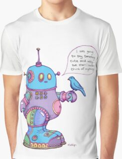 I was going to say something cute and witty...  Graphic T-Shirt