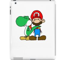 Mario and Yoshi iPad Case/Skin