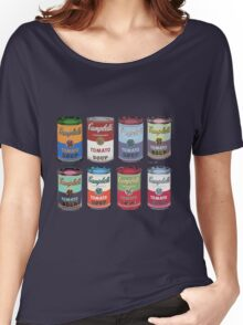 Andy Warhol, Campbell's Tomato Soup Women's Relaxed Fit T-Shirt
