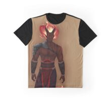 Fire Demon Graphic T-Shirt