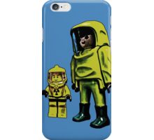 I want to be like you when I grow up dad! iPhone Case/Skin