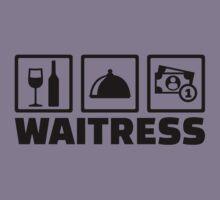 Waitress Kids Tee