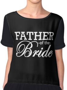 Father of The Bride Chiffon Top