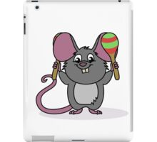 Party Mouse! iPad Case/Skin