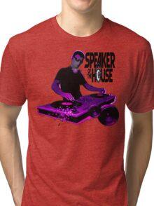 speaker of the house !! Tri-blend T-Shirt