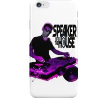 speaker of the house !! iPhone Case/Skin