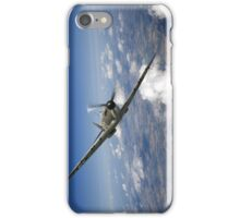 Battle of Britain Spitfire iPhone Case/Skin