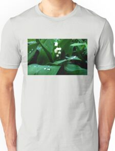 Lily of the Valley.  Unisex T-Shirt