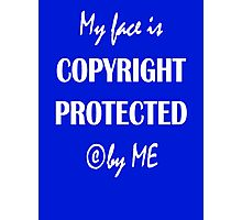 Copyright Photographic Print