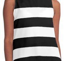 stripes on stripes Contrast Tank