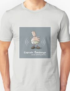 Captain Fandango and his Wi-Fi Y-Fronts T-Shirt